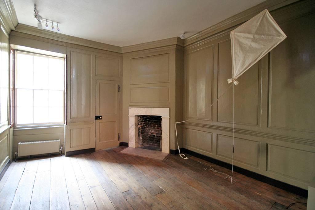 The lab at Benjamin Franklin House