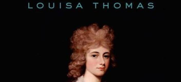 Book cover of Louisa, the Extraordinary Life of Mrs Adams, by Louisa Thomas