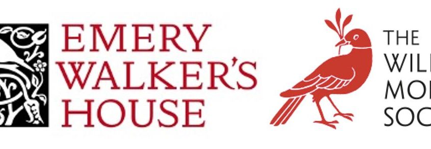 Emery Walker's House and The William Morris Society logos