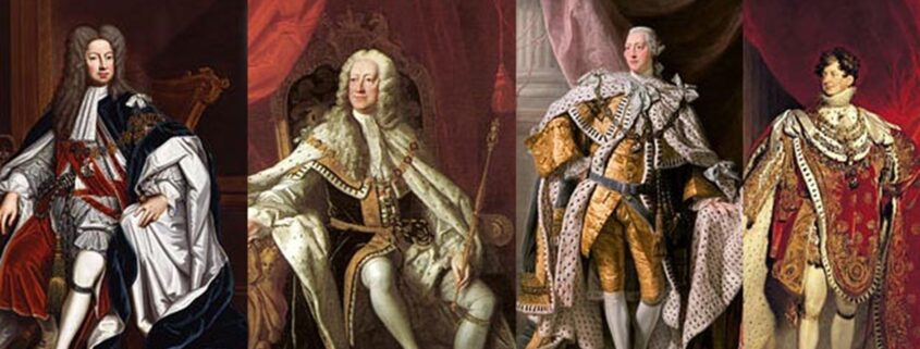 Georgian Kings