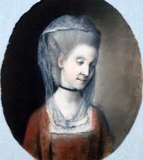 Polly Hewson's portrait